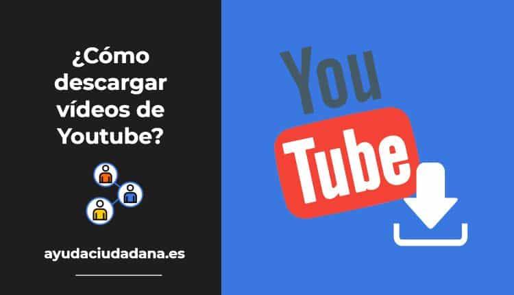 ¿Cómo descargar música mp3 youtube? 1