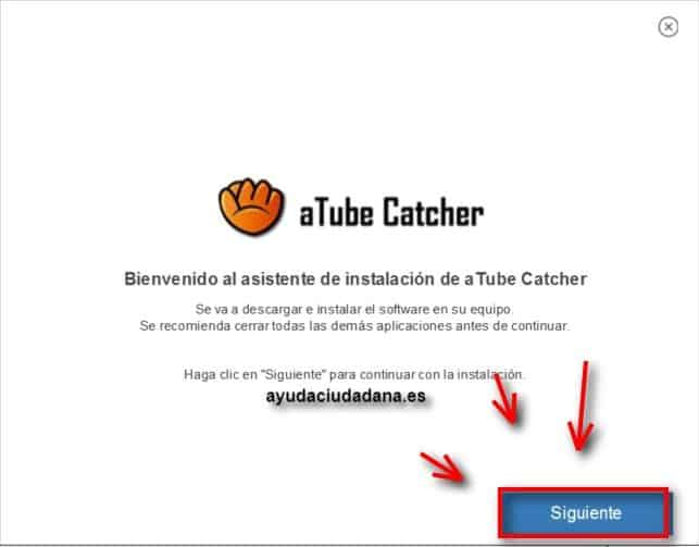 instalar atube catcher gratis