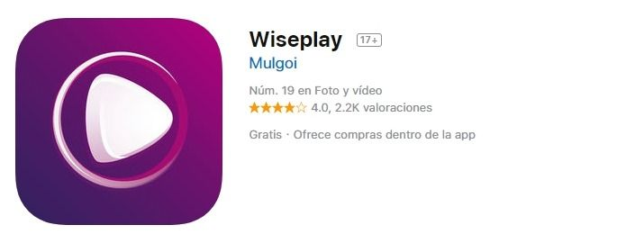 Wiseplay IOS descargar