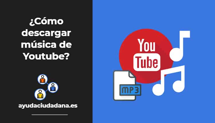 Descargar música mp3 youtube