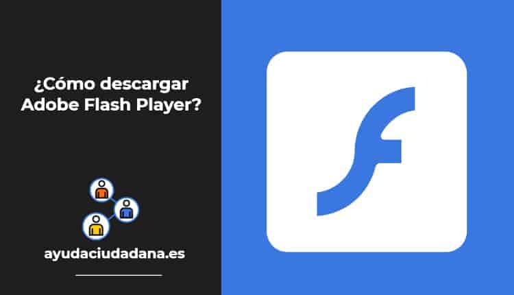 adobe flash player descargar